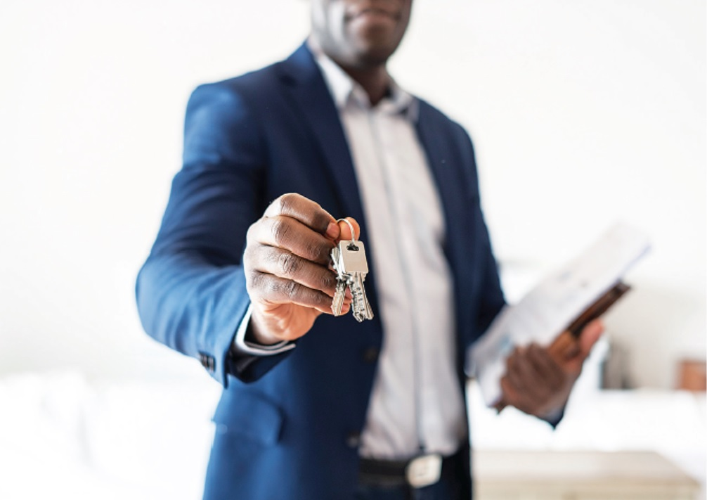 trusted real estate agent in ghana for buying a house in ghana